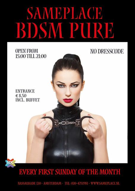 BDSM Pure sameplace-amsterdam