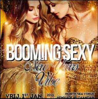 New Years Vibe north-sea-venue-hemkade-zaandam