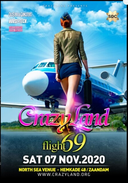 Flight 69 crazyland-zaandam