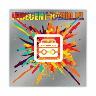 Indecent-Radio Stickers Rad-Sticker