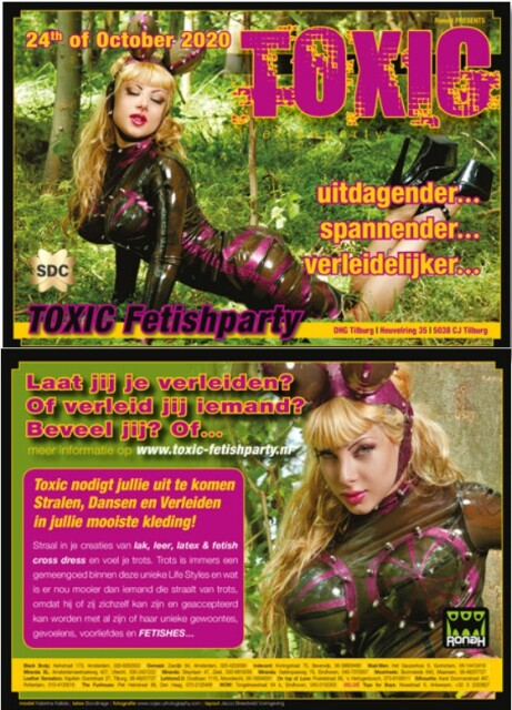 Toxic ronah-events-heuvel-gallery-tilburg