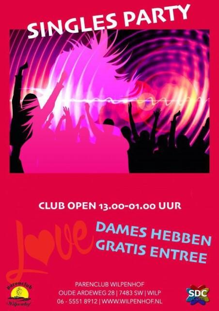 Singles Party parenclub-wilpenhof-wilp